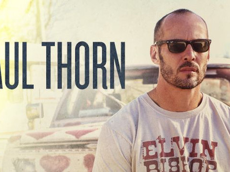 Show Announcement: Tampa, Florida with Paul Thorn