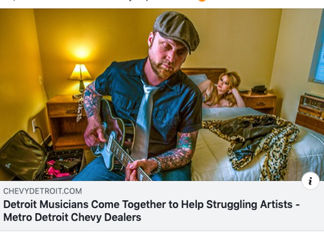 Thank you Chevy in the D