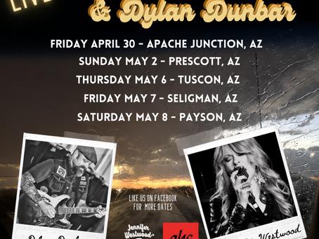 Arizona bound ---