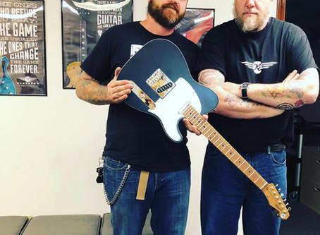 Reverend Guitars Endorsement