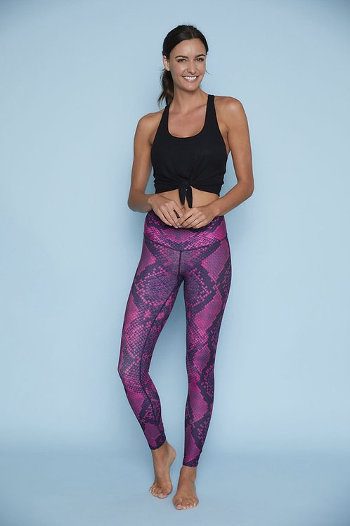 Niyama Sol Python High Waisted Leggings