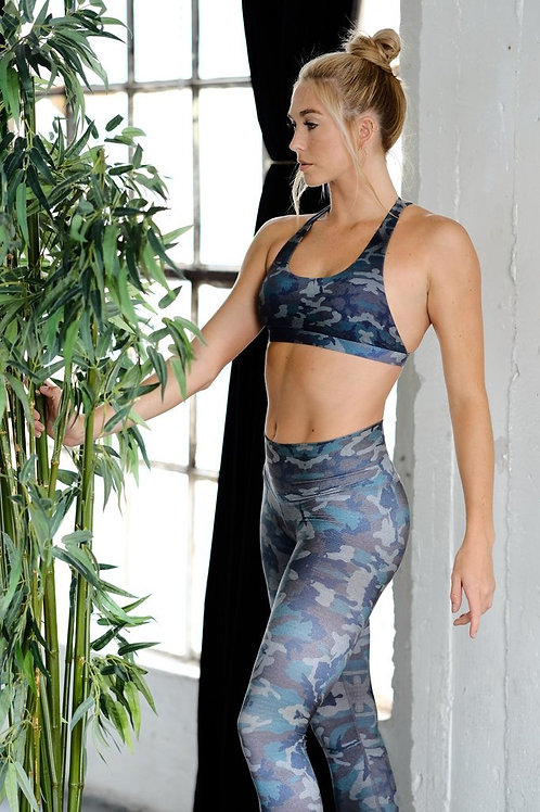 Niyama Sol Camo High Waisted Legging