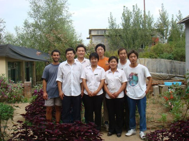 With Prof. Dr. Xinhua Fu & Team - Expedition China (Wuhan & Shandong prov.)