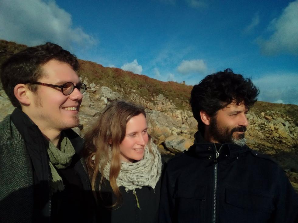 Griff trio - Bretagne 2019