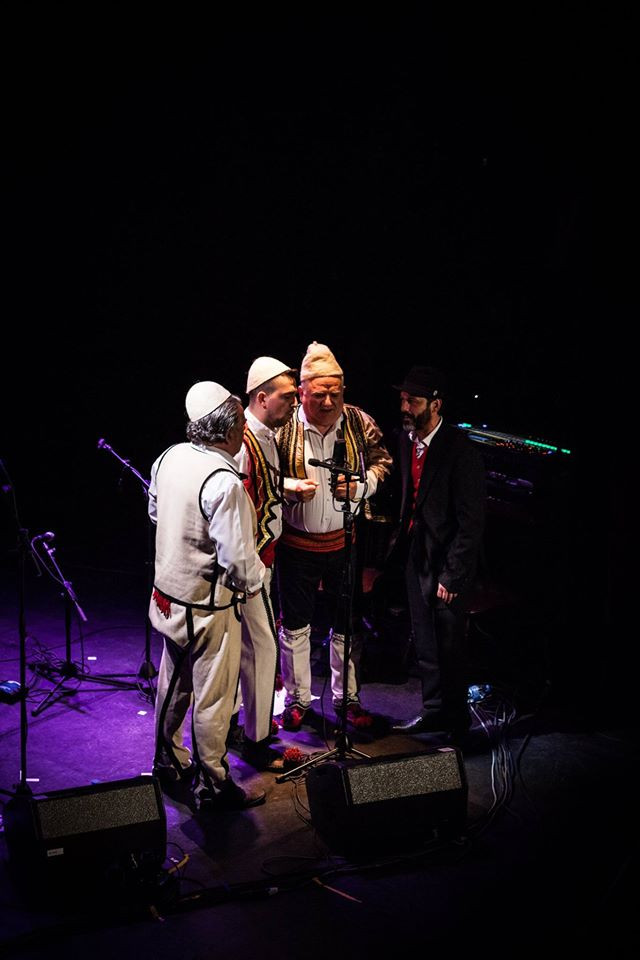 Voxtra - Gjini Ensemble & Raphael De Cock (Albania/Belgium))
