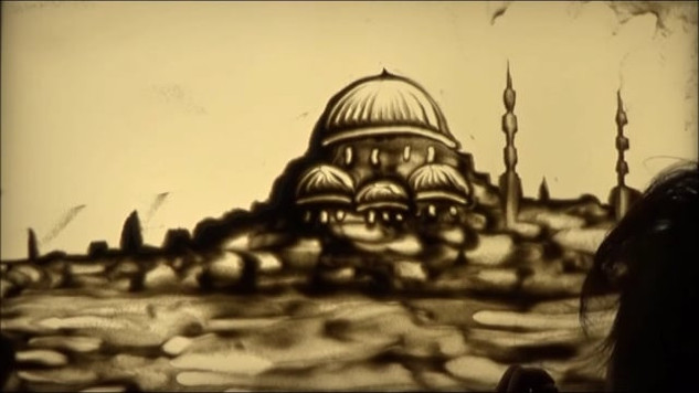 Video teaser Osuna - Along the Silk Road