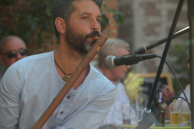 Raphael harmonische fluit KNAP Edra Kuns