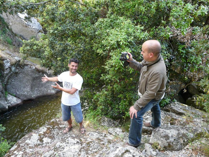 "Expedition ""Lamprohiza foliacea"" Sardinia"