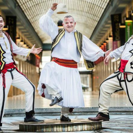Gjini Ensemble official photo Voxtra (c) Dieter Telemenans/Muziekpublique-