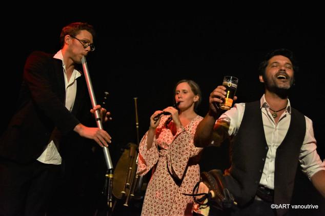 Bargoens COOL Griff Trio 2019 Bart Vanou