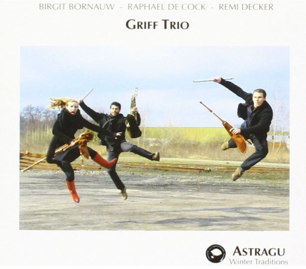 Griff trio CD - Astragu