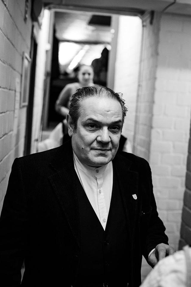 Salvatore Deledda (mesa'oche, boche) (c) Simon Blackley/Muziekpublique