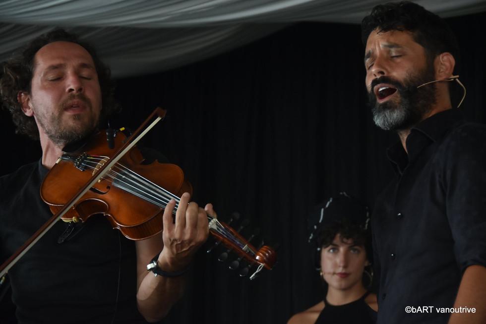 Edwin vanvinckenroye (fiddle), Raphael De Cock