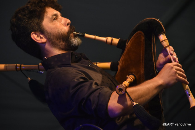 Raphael (Galician bagpipes)
