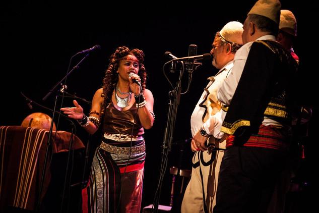 Talike Gellé & Gjini Ensemble