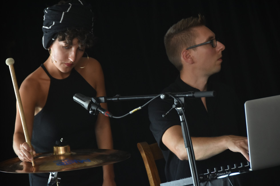 Aline Goffin & Stef Vanderhaeghe