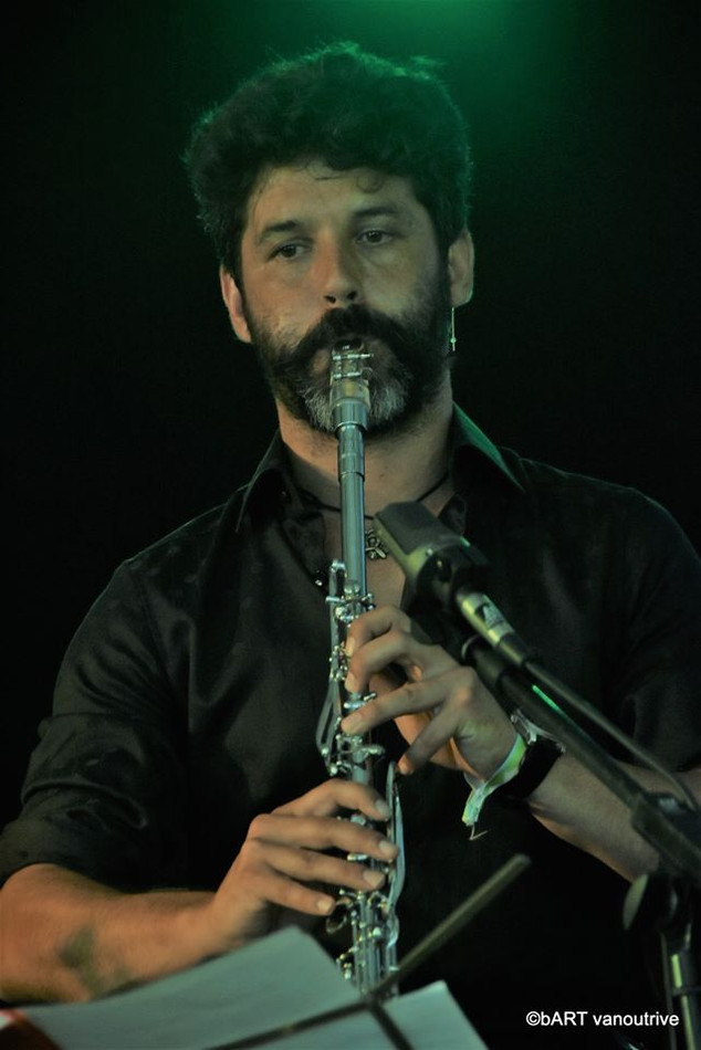 Raphael De Cock (turkish clarinet in G)