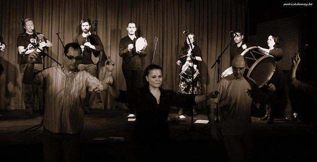 A Contrabanda - Queimada Muziekpublique