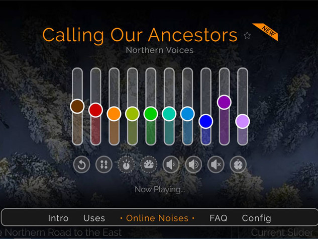 MyNoise Calling our Ancestors