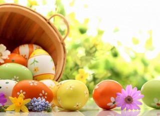 Pranzo di Pasqua 21 Aprile 2019