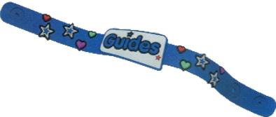 Guide wristband