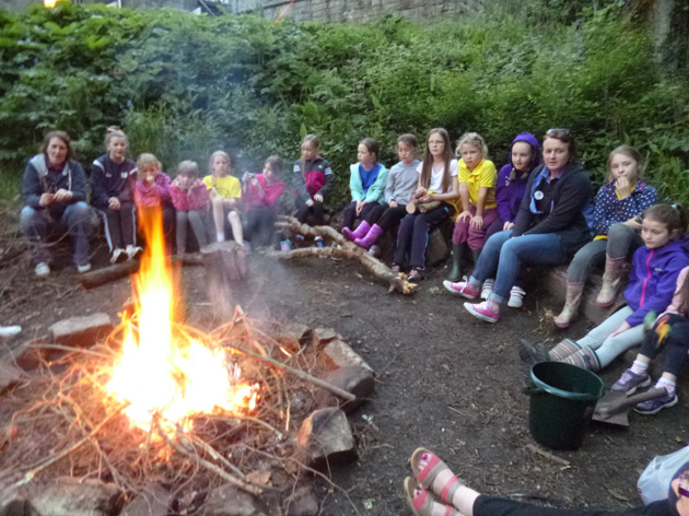 Egton Campfire
