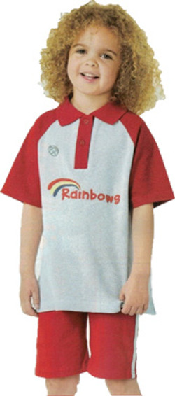 Rainbow uniform
