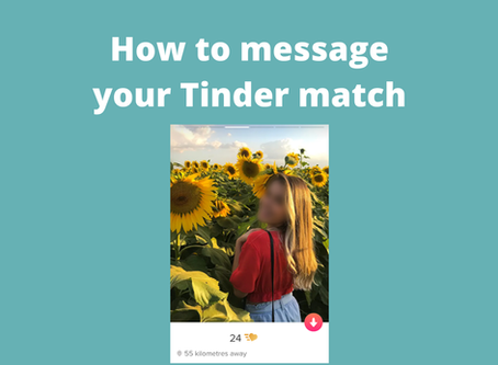 Best first message to send on Tinder (or any other dating app!)