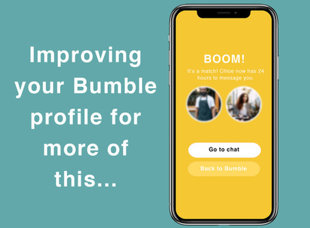 How to get more matches on Bumble