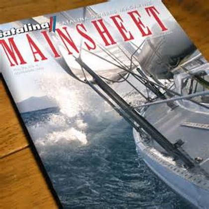 Mainsheet Magazine, by Catalina Yachts, Inc.