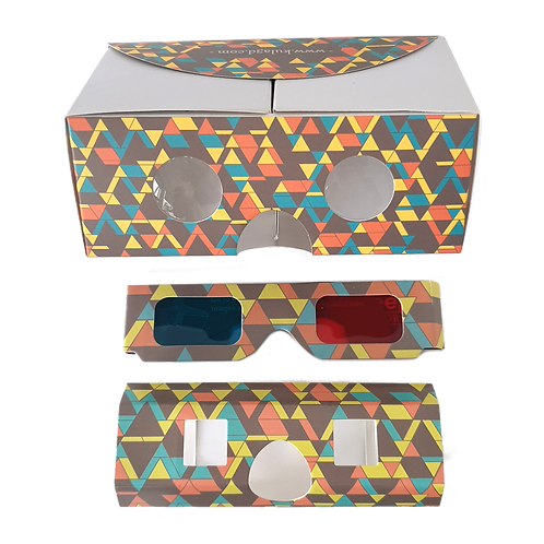 3D viewing kit