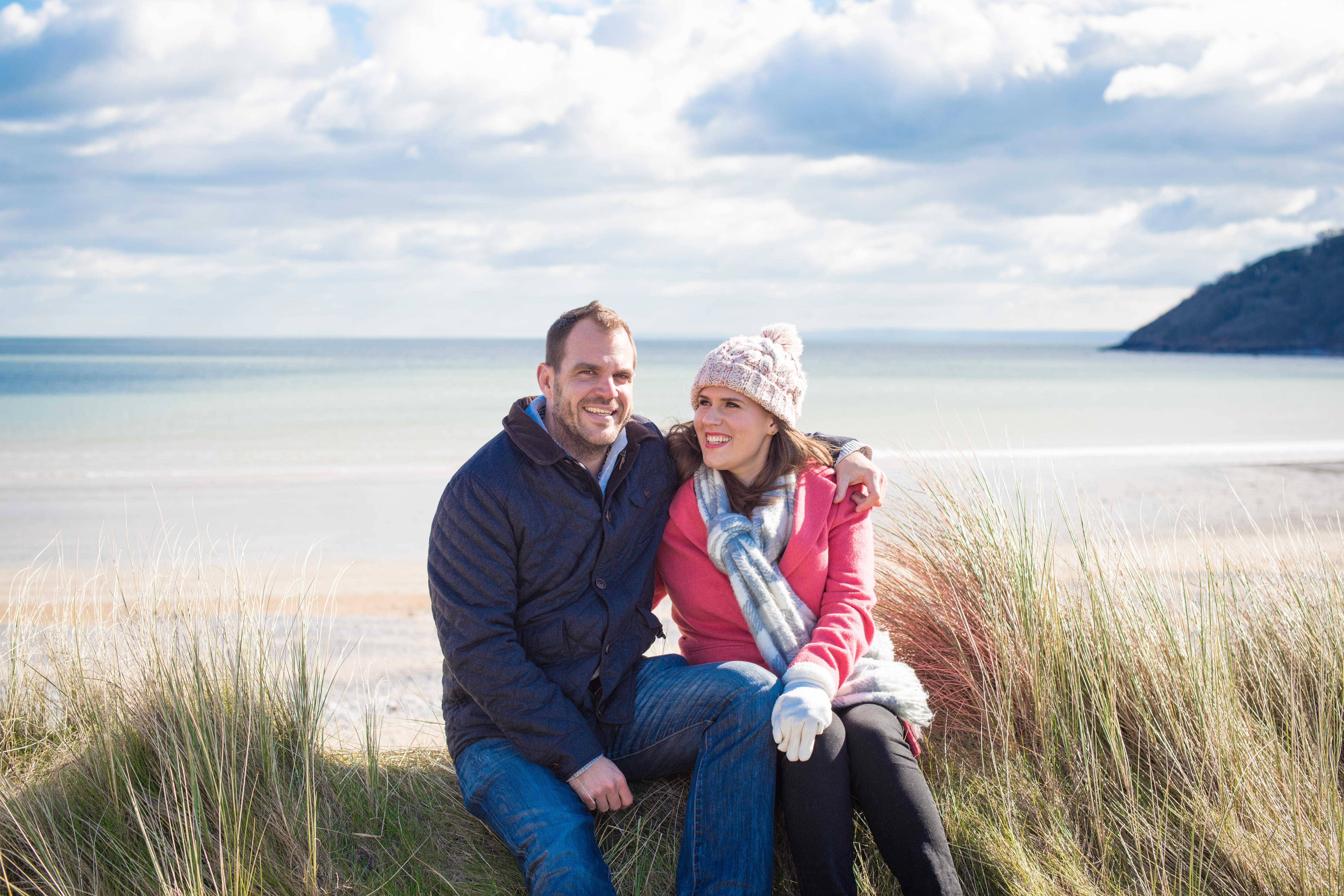 Caitlin & Dave Pre Wedding-1