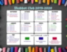 Copy of Copy of Copy of Shabbat Club Cal