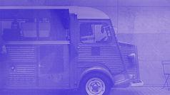 Halftone Truck