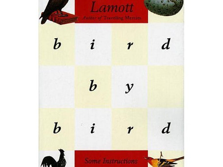 Anne Lamott – Bird by Bird