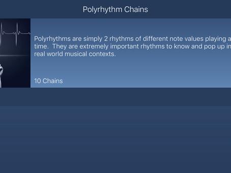 3:2 & 4:3 Polyrhythms