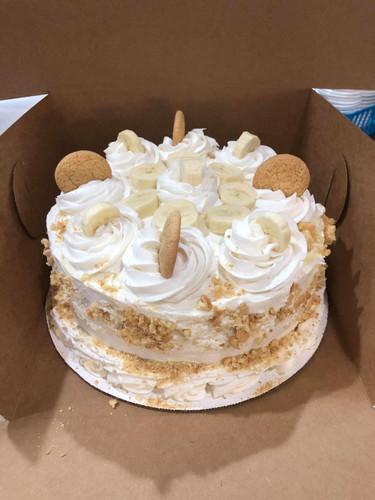 Banana Pudding Cake - $28.00