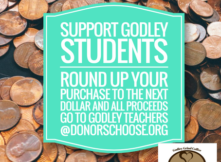 Round Up for Godley!