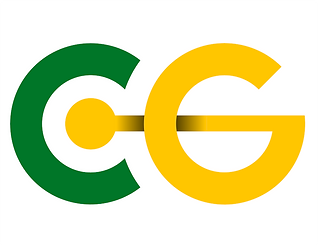 Connect Groups Logo - Green  Yellow Whit