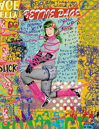 Betty Page - 2012