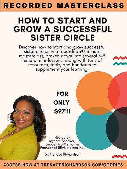 197Masterclass Successful Sister Circle.