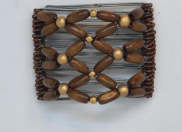 Bronze Light Brown Wood