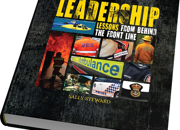 Leadership Lessons From Behind The Front Line