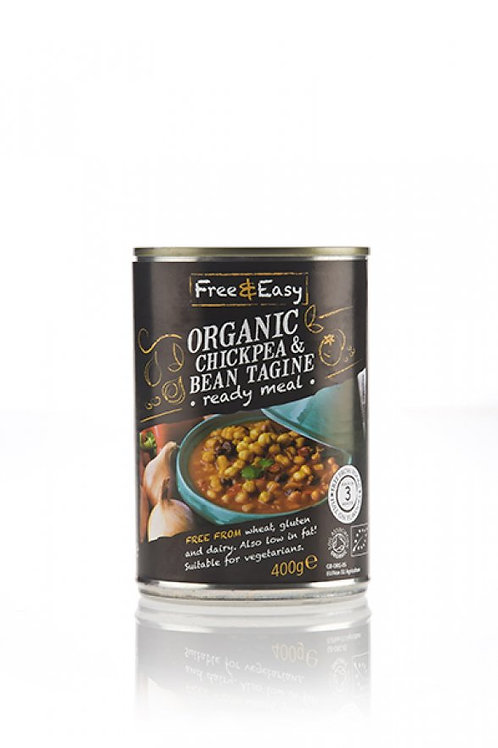 Organic Chickpea & Bean Tagine