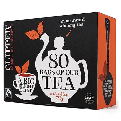 Clipper Every Day Tea Bags (80's)