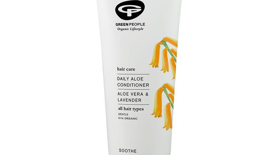 Green People - Daily Hair Care Aloe Vera Conditioner