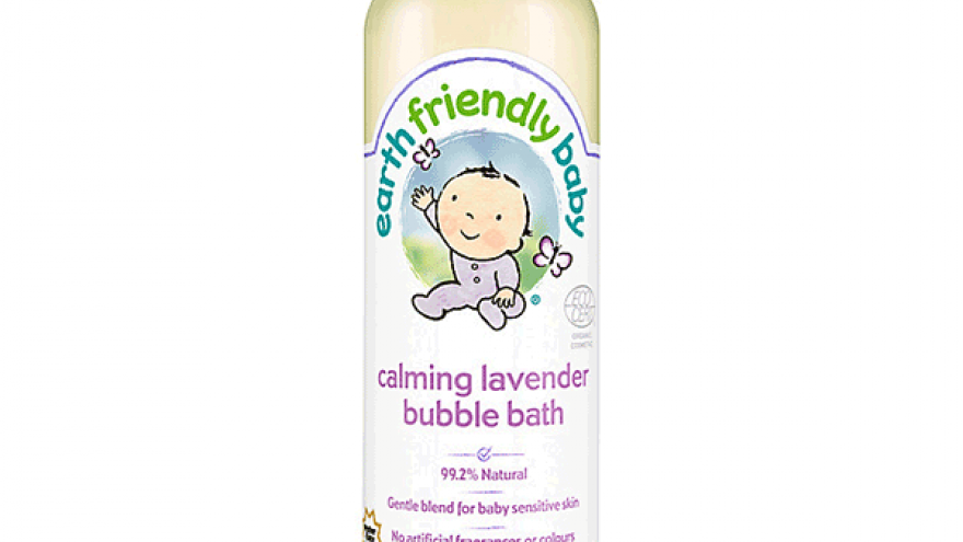 Earth Friendly Baby Lavender Baby Bath 300ml