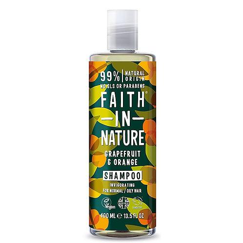 Grapefruit & Orange Shampoo - 400ml