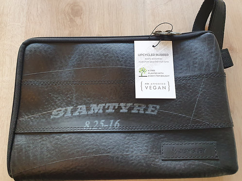 Rubber Tablet Case - Made from Upcycled Truck Tyres
