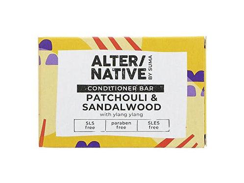 Alternative Patchouli & Sandalwood Conditioner Bar